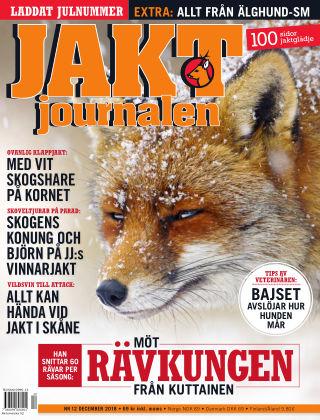 Jaktjournalen 2018-11-22