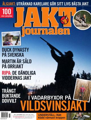 Jaktjournalen 2019-10-24
