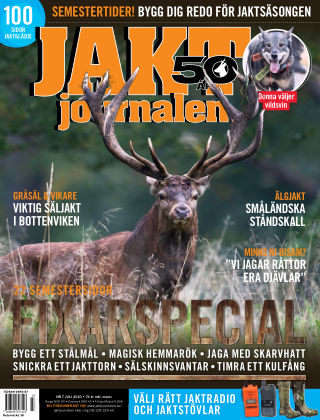 Jaktjournalen 2020-06-16