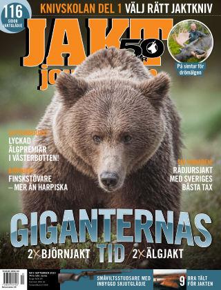 Jaktjournalen 2020-08-18