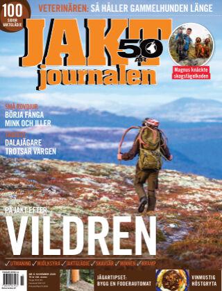 Jaktjournalen 2020-10-20