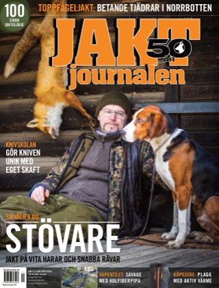 Jaktjournalen 2020-12-18