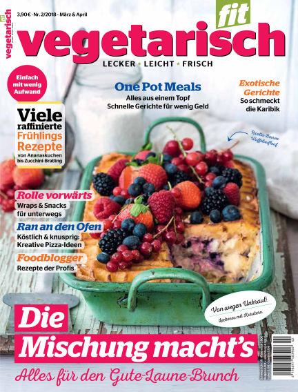 vegetarisch fit February 16, 2018 00:00