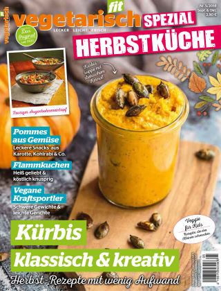 vegetarisch fit 5/18