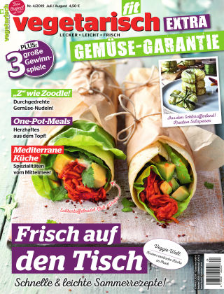 vegetarisch fit 4-19