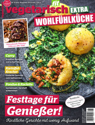 vegetarisch fit 6/19