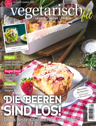 vegetarisch fit 04/2020