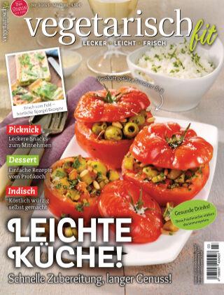 vegetarisch fit 03/2021