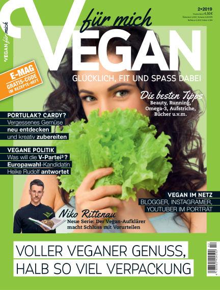 Vegan für mich March 21, 2019 00:00