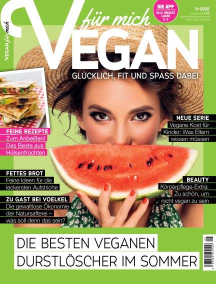 Vegan für mich August 05, 2020 00:00