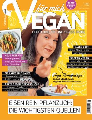 Vegan für mich 01/2021