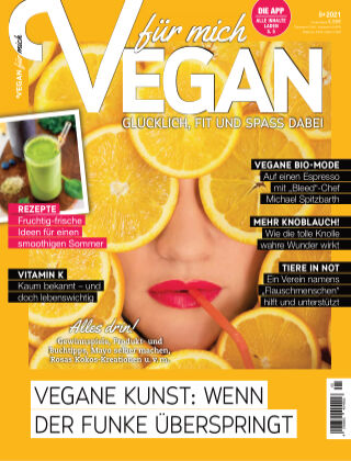 Vegan für mich 05/2021