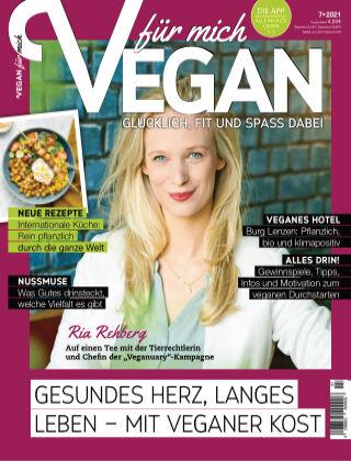 Vegan für mich 07/2021