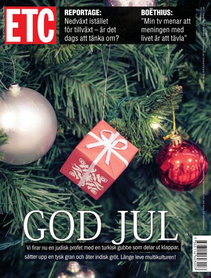 ETC December 24, 2014 00:00