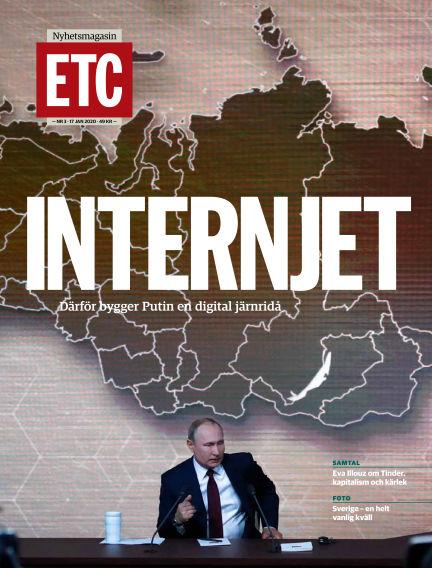 ETC January 17, 2020 00:00