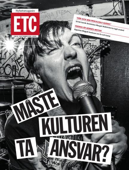 ETC September 04, 2020 00:00