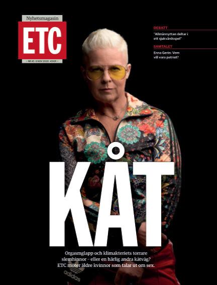 ETC November 06, 2020 00:00