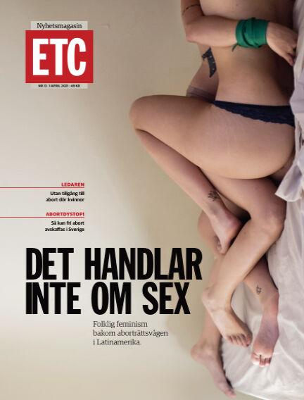 ETC April 01, 2021 00:00
