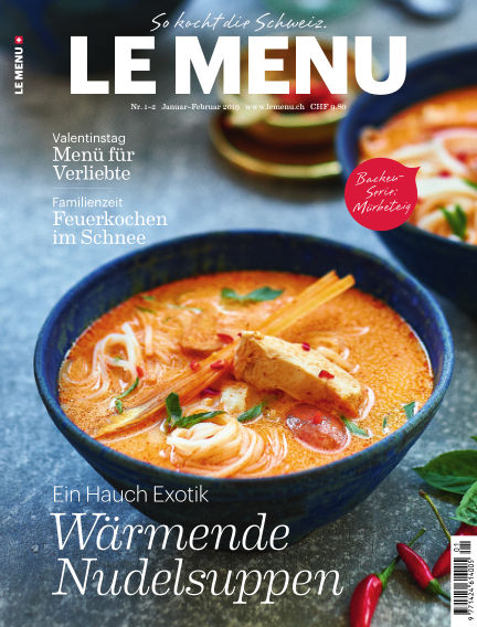 le menu January 03, 2019 00:00