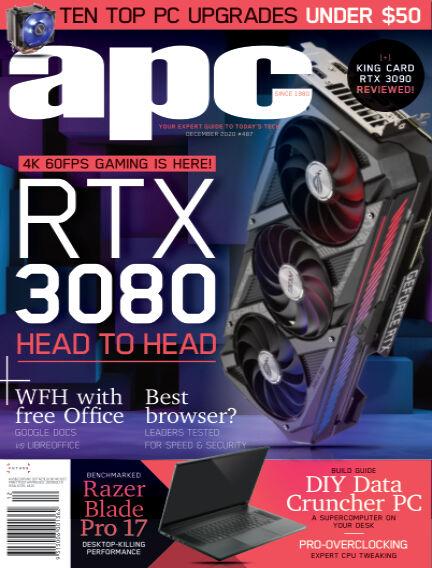 APC Magazine (Australia) November 01, 2020 13:00