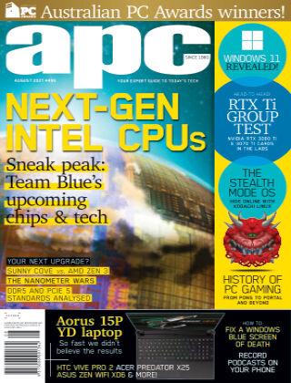 APC Magazine (Australia) Issue 496