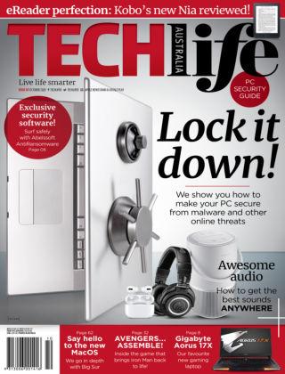 TechLife Magazine (Australia) Issue 107