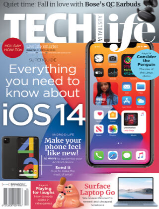 TechLife Magazine (Australia) Issue 110