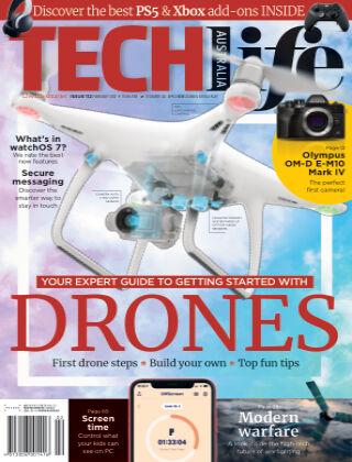 TechLife Magazine (Australia) Issue 112