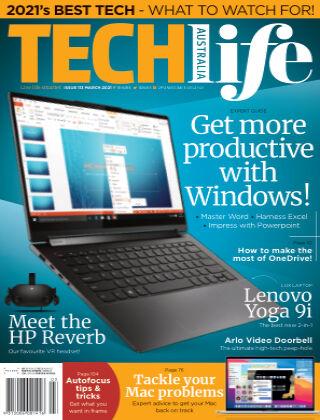 TechLife Magazine (Australia) Issue113