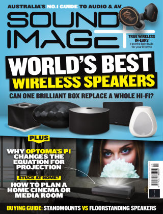 Sound & Image Magazine (Australia) Apr May 2020