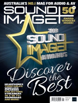Sound & Image Magazine (Australia) Jan Feb 2021