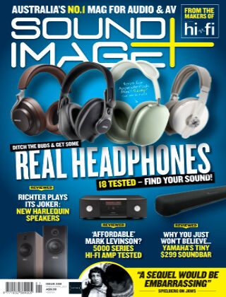 Sound & Image Magazine (Australia) March April 2021