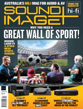 Sound & Image Magazine (Australia) Issue 339