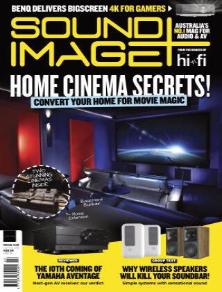 Sound & Image Magazine (Australia) 340