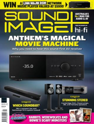 Sound & Image Magazine (Australia) 341
