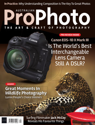 Australian ProPhoto Magazine Issue 226