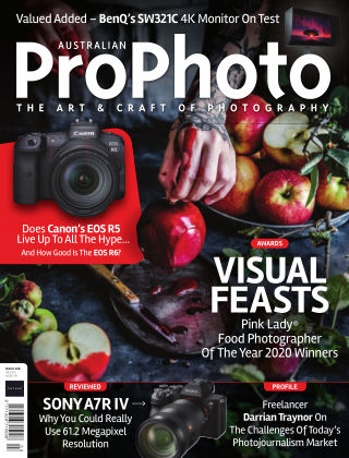 Australian ProPhoto Magazine Issue 228