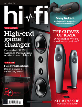 Australian Hi-Fi Magazine Mar Apr 2020