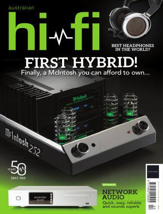 Australian Hi-Fi Magazine Jul Aug 2020