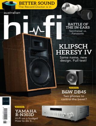 Australian Hi-Fi Magazine Nov Dec 2020