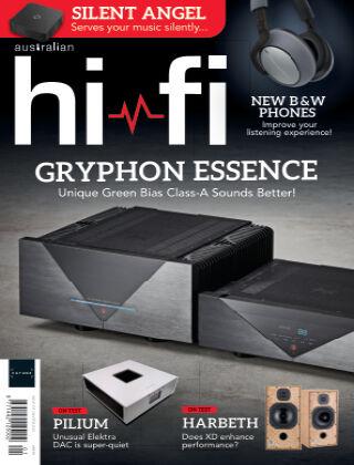 Australian Hi-Fi Magazine Jan Feb 2021