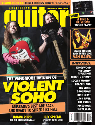 Australian Guitar Magazine Issue 137