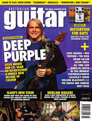 Australian Guitar Magazine Issue 138