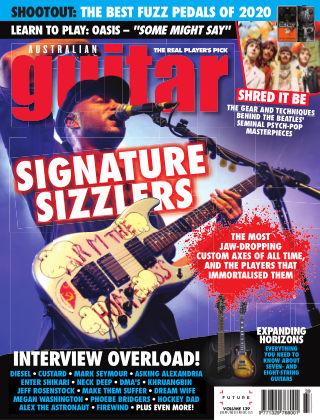 Australian Guitar Magazine Issue 139
