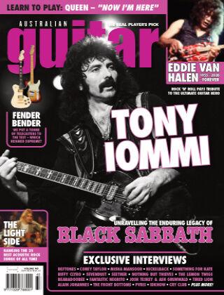 Australian Guitar Magazine Issue 140
