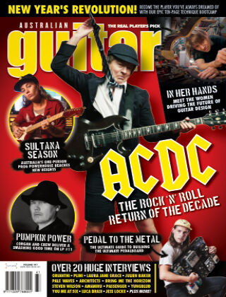 Australian Guitar Magazine Issue 141