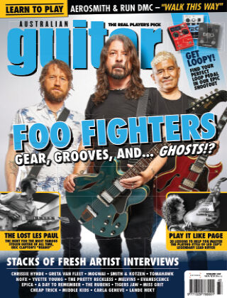Australian Guitar Magazine Issue 142