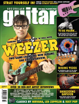Australian Guitar Magazine Issue 143