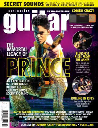 Australian Guitar Magazine Issue 144