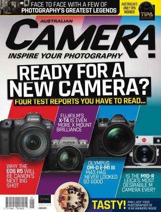 Australian Camera Magazine Sept Oct 2020
